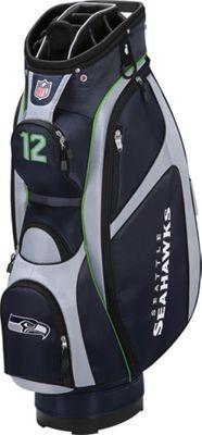 Wilson NFL Cart Bag Seattle Seahawks - Wilson Golf Bags
