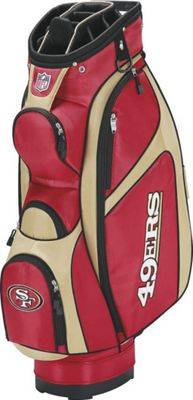 Wilson NFL Cart Bag San Francisco 49ers - Wilson Golf Bags