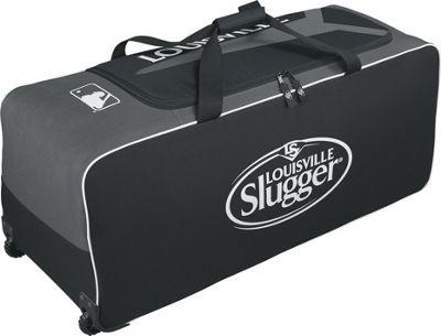 Wilson Series 5 Ton Wheeled Bag Black - Wilson Gym Bags