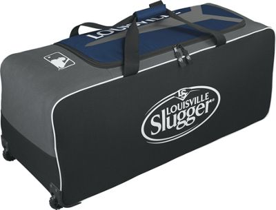 Wilson Series 5 Ton Wheeled Bag Blue - Wilson Gym Bags