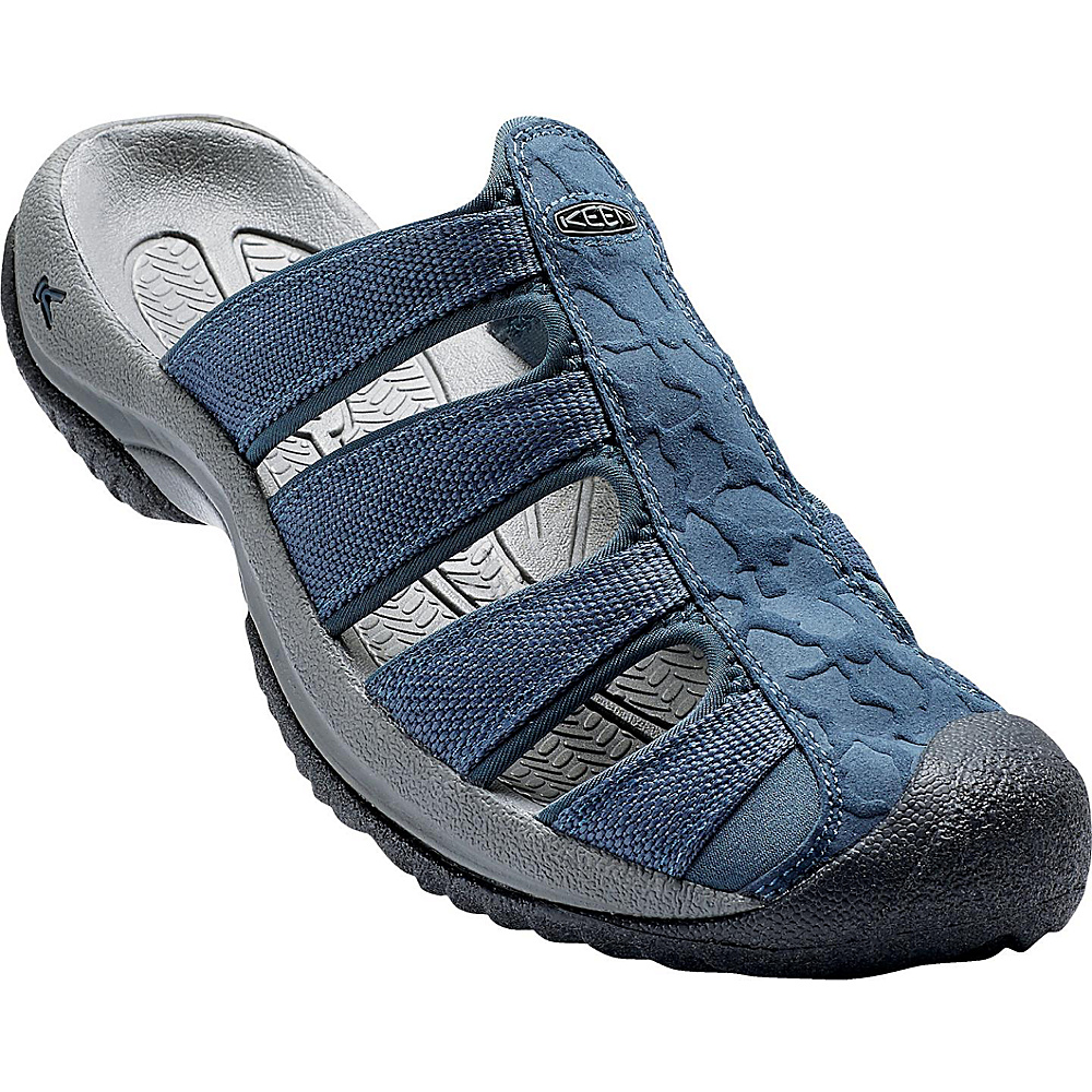 KEEN Mens Aruba ll Sandal 13 - Midnight Navy/Black - KEEN Mens Footwear - Apparel & Footwear, Men's Footwear