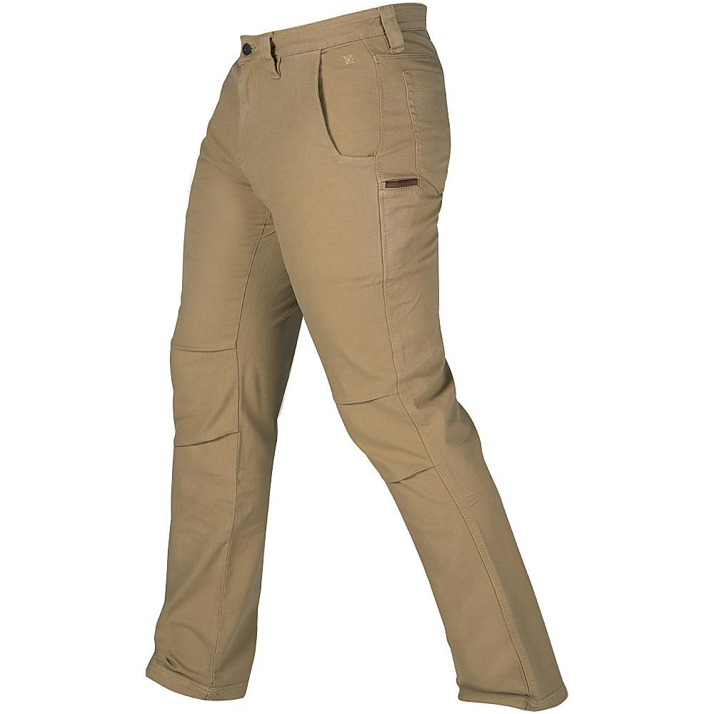 Vertx Mens Delta Stretch Pant 30 - 32in - Sand - Vertx Mens Apparel - Apparel & Footwear, Men's Apparel