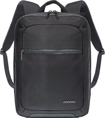 Cocoon SLIM 15 inch Backpack Black - Cocoon Laptop Backpacks