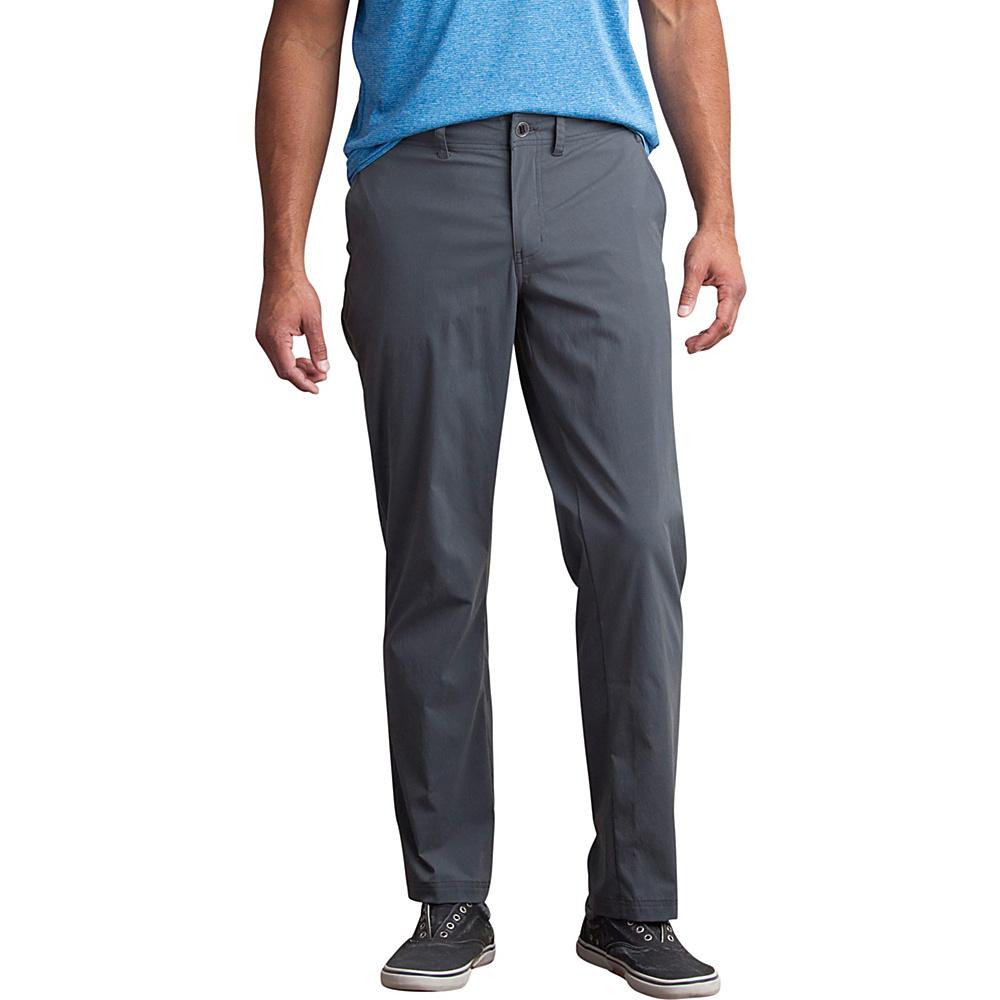 ExOfficio Mens Venture Pant 32 - Dark Pebble - ExOfficio Mens Apparel - Apparel & Footwear, Men's Apparel