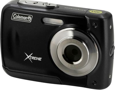 Coleman Coleman Xtreme 18.0 MP HD Underwater Digital & Video Camera Black - Coleman Cameras