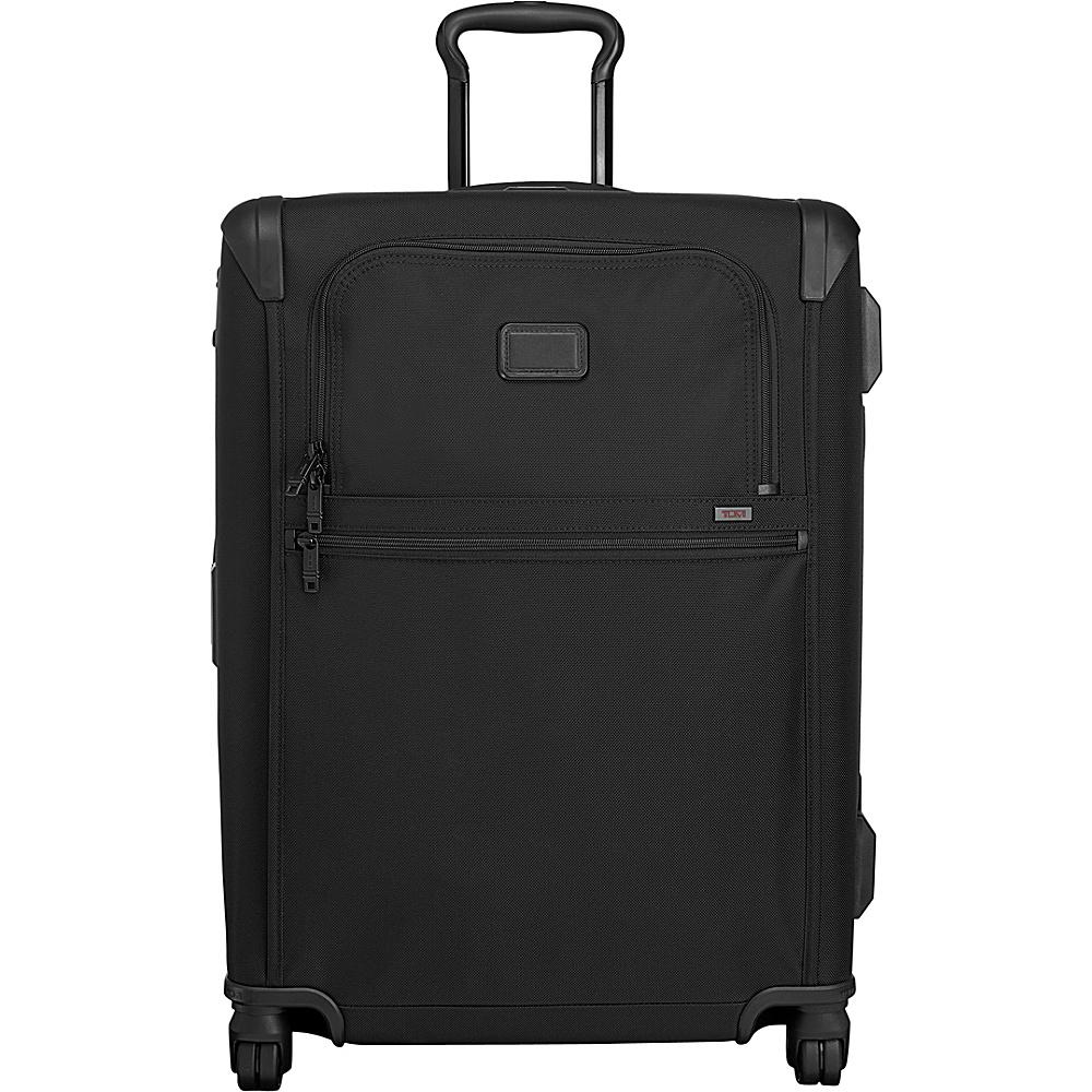 Tumi Alpha 2 Short Trip Framed Packing Case Black D-2 - Tumi Large Rolling Luggage - Luggage, Large Rolling Luggage