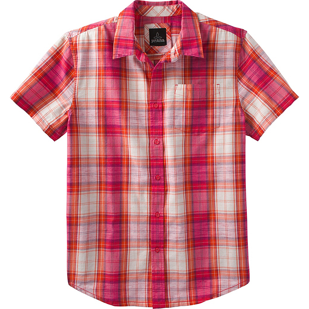 PrAna Tamrack Shirt XL - Grapevine - PrAna Mens Apparel - Apparel & Footwear, Men's Apparel