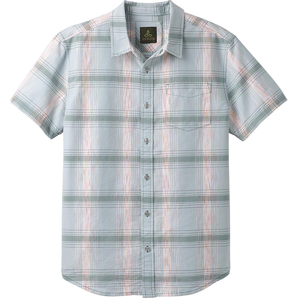 PrAna Tamrack Shirt L - Starling Green - PrAna Mens Apparel - Apparel & Footwear, Men's Apparel
