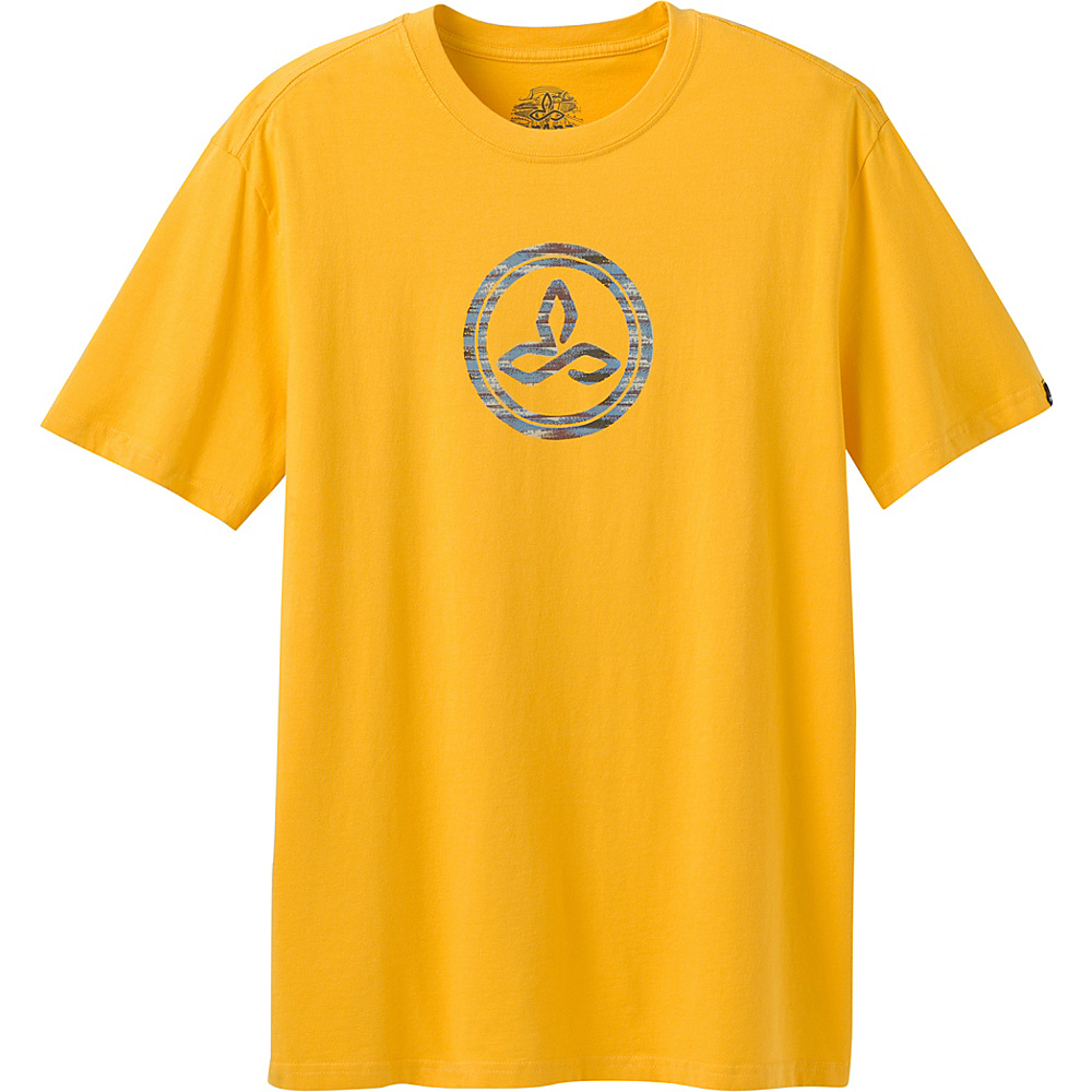 PrAna Classic T-Shirt XL - Amber - PrAna Mens Apparel - Apparel & Footwear, Men's Apparel