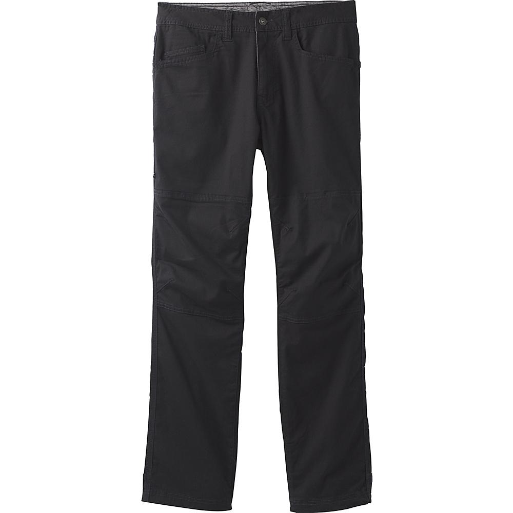 PrAna Goldrush Pant 38 - 32in - Black - PrAna Mens Apparel - Apparel & Footwear, Men's Apparel