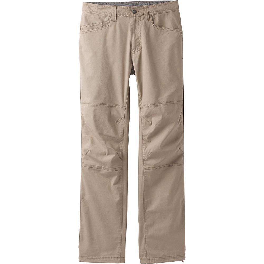 PrAna Goldrush Pant 38 - Dark Khaki - PrAna Mens Apparel - Apparel & Footwear, Men's Apparel