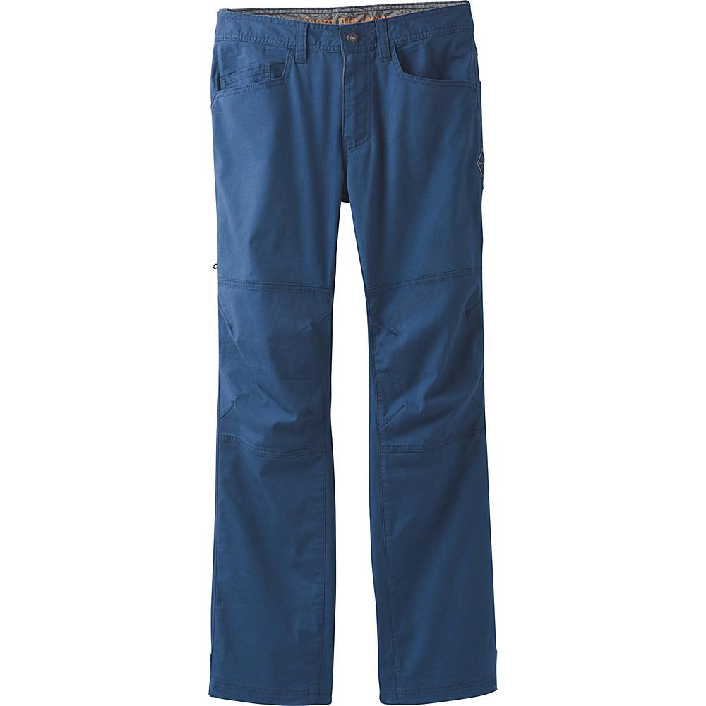 PrAna Goldrush Pant 34 - Equinox Blue - PrAna Mens Apparel - Apparel & Footwear, Men's Apparel