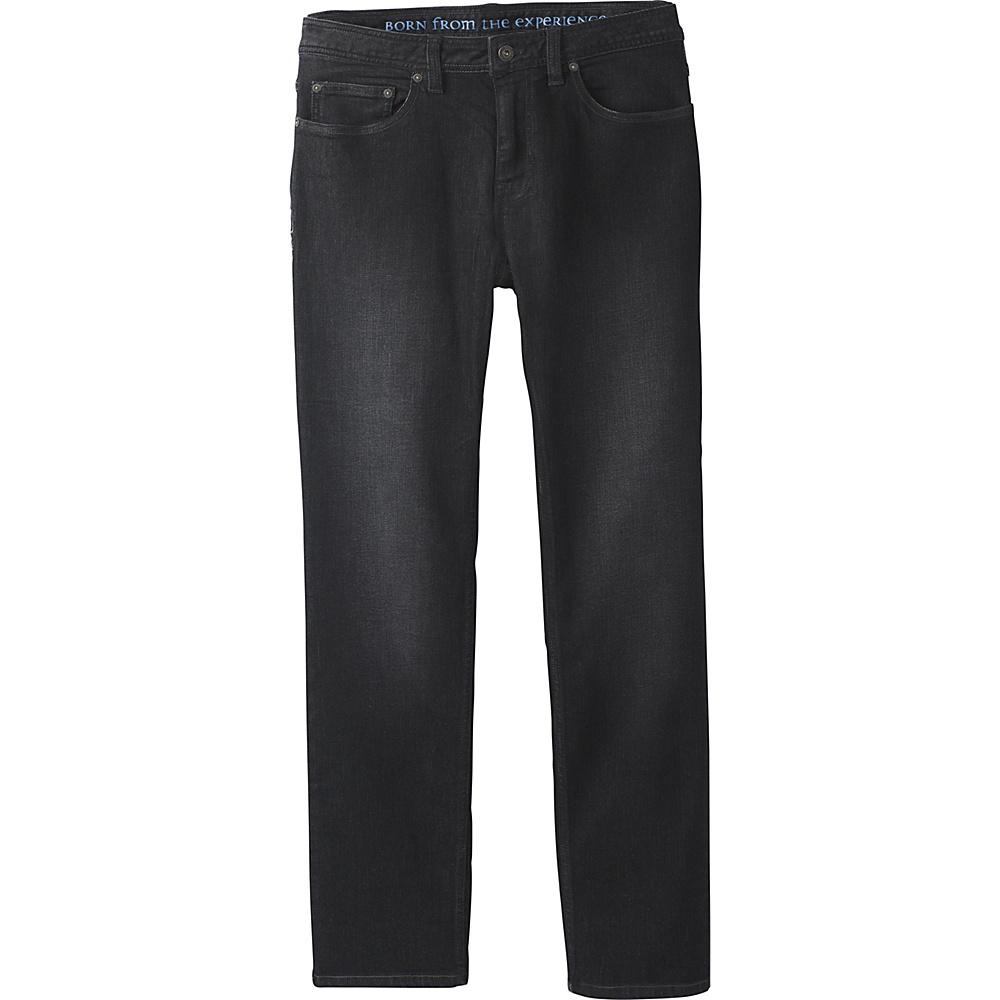 PrAna Manchester Jean 40 - Black - PrAna Mens Apparel - Apparel & Footwear, Men's Apparel