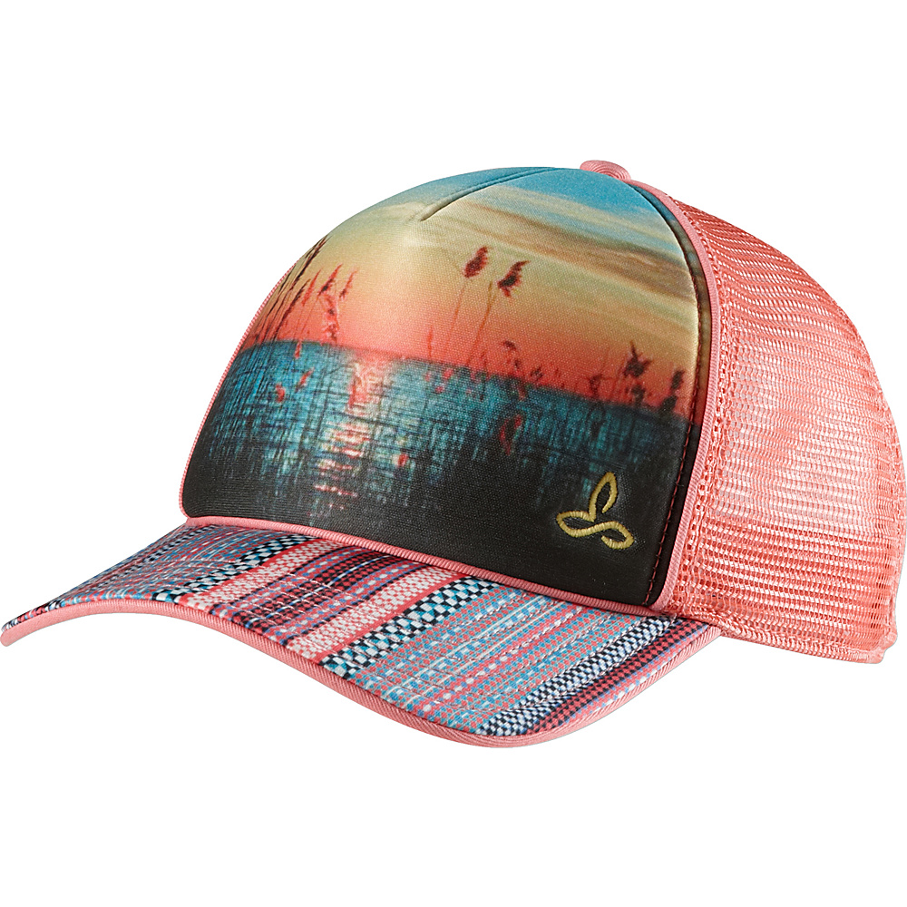 PrAna Rio Ball Cap One Size - Sunlit Coral - PrAna Hats - Fashion Accessories, Hats
