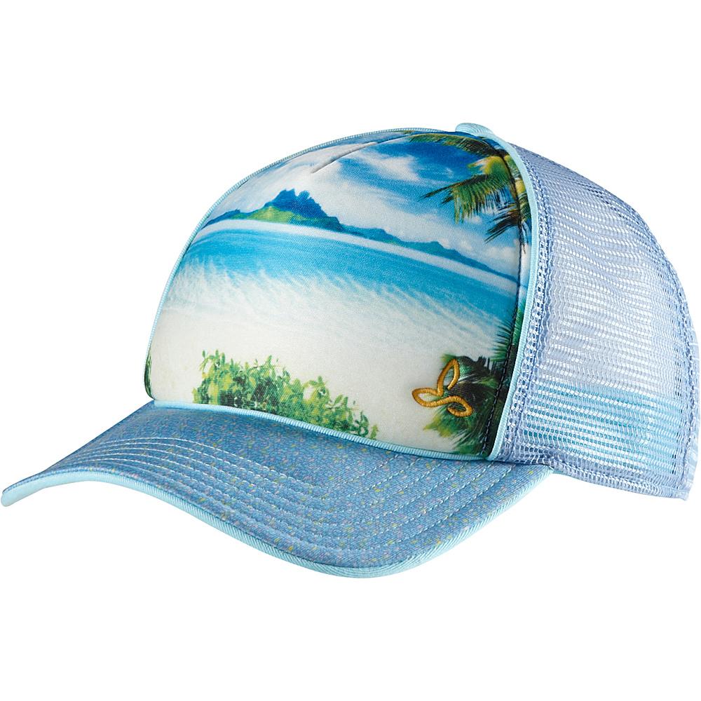 PrAna Rio Ball Cap One Size - Surf Blue - PrAna Hats - Fashion Accessories, Hats