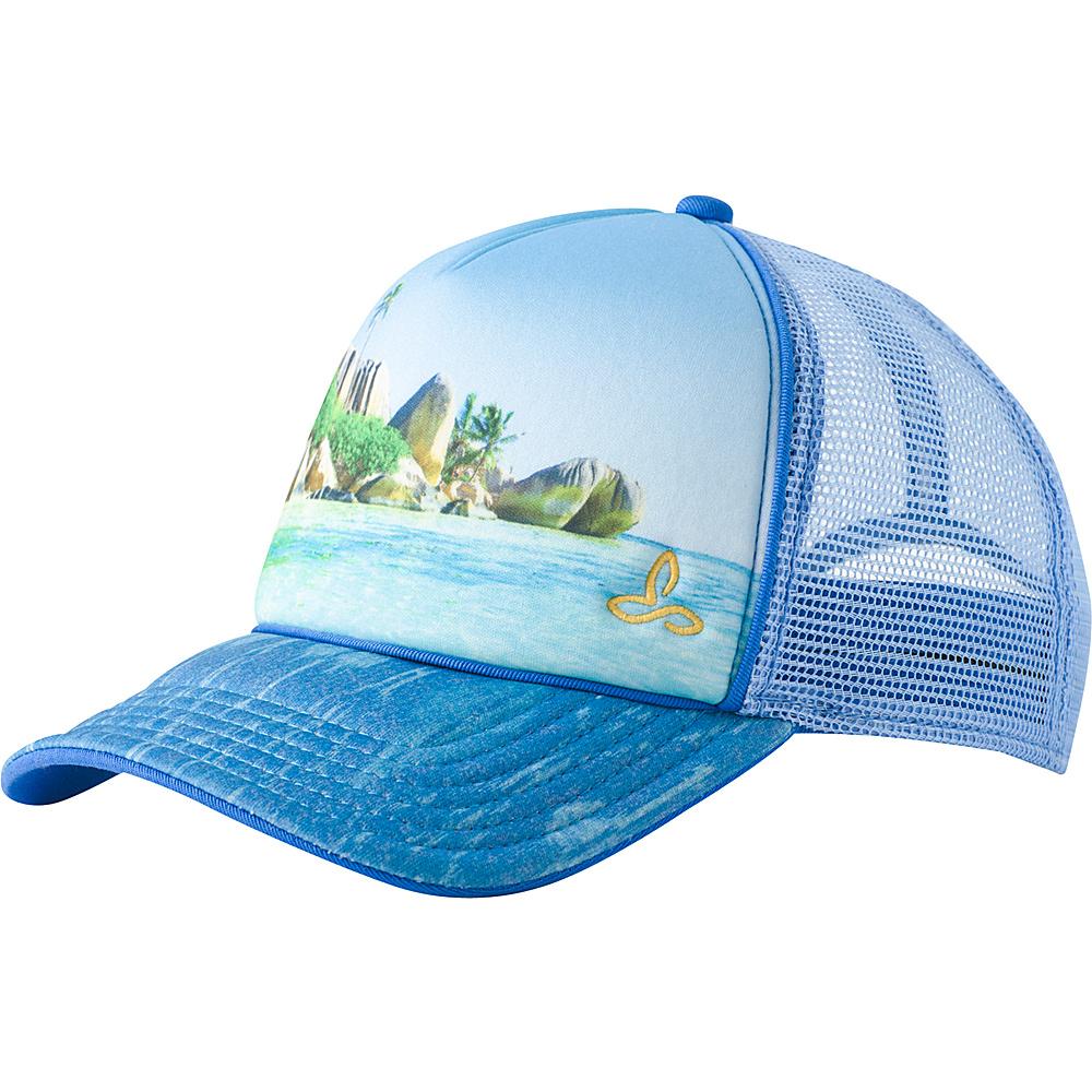 PrAna Rio Ball Cap One Size - Island Blue - PrAna Hats - Fashion Accessories, Hats