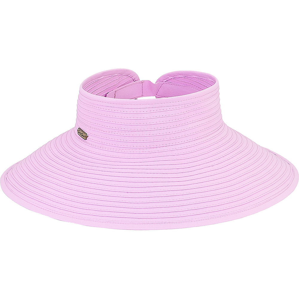 Sun N Sand Roll Up Hat H-Lavender - Sun N Sand Hats - Fashion Accessories, Hats
