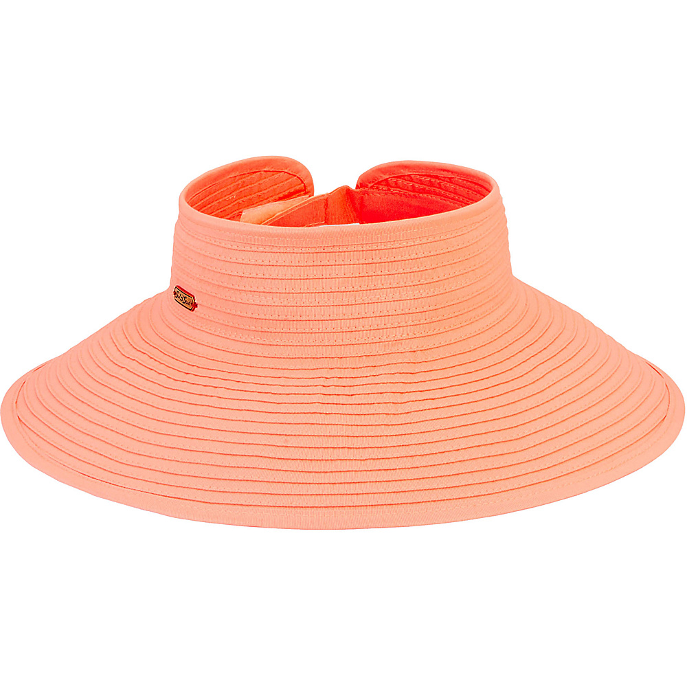 Sun N Sand Roll Up Hat Coral - Sun N Sand Hats - Fashion Accessories, Hats