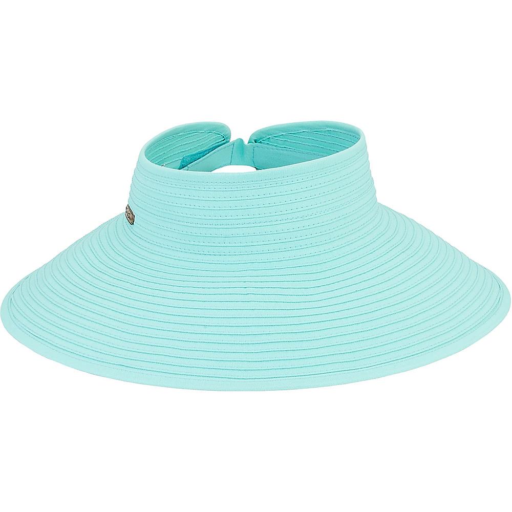 Sun N Sand Roll Up Hat Sea Green - Sun N Sand Hats - Fashion Accessories, Hats