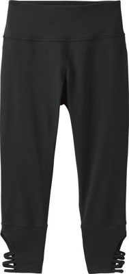 PrAna Deco Capri M - Black - PrAna Women's Apparel