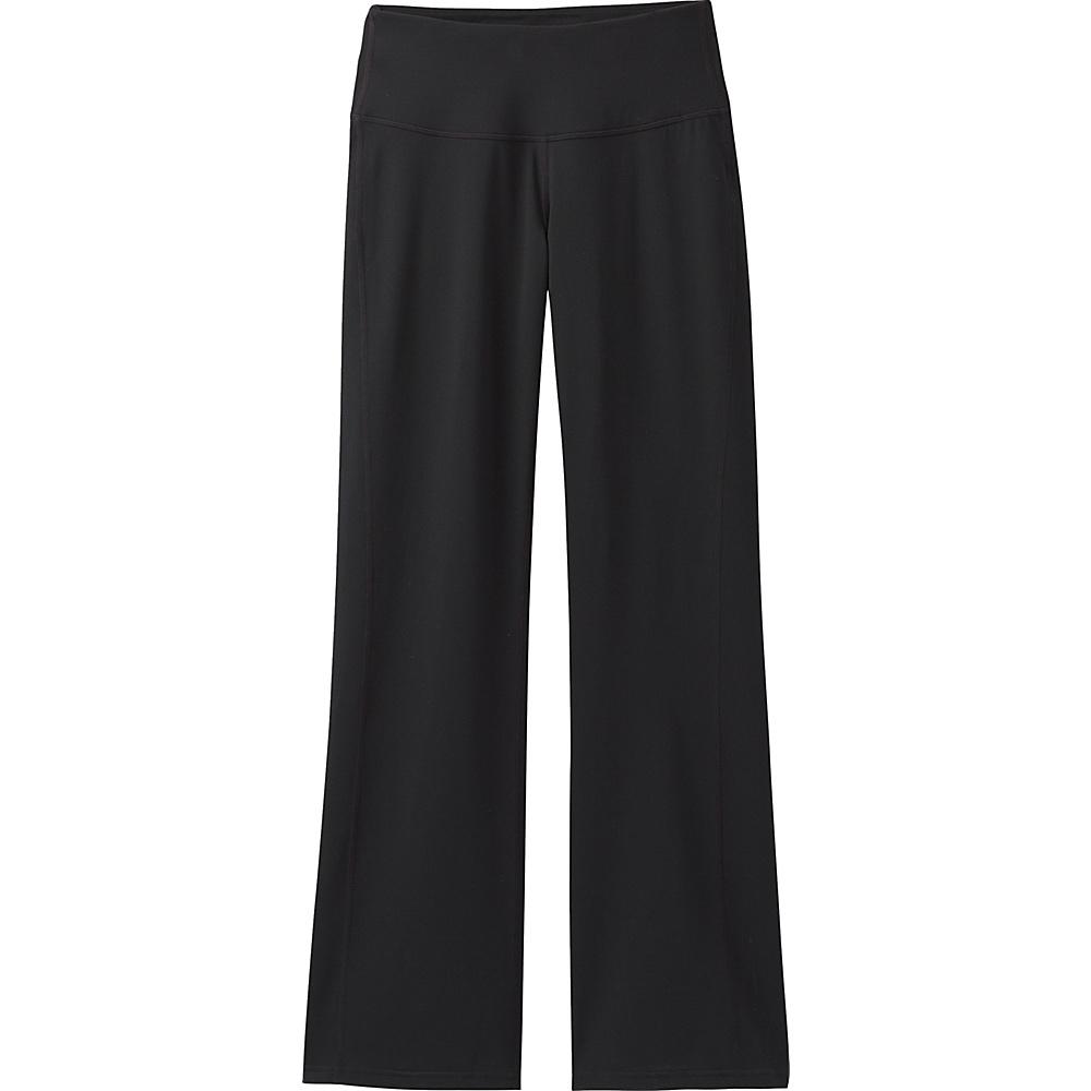 PrAna Vivica Pant - Regular Inseam L - Black - PrAna Womens Apparel - Apparel & Footwear, Women's Apparel