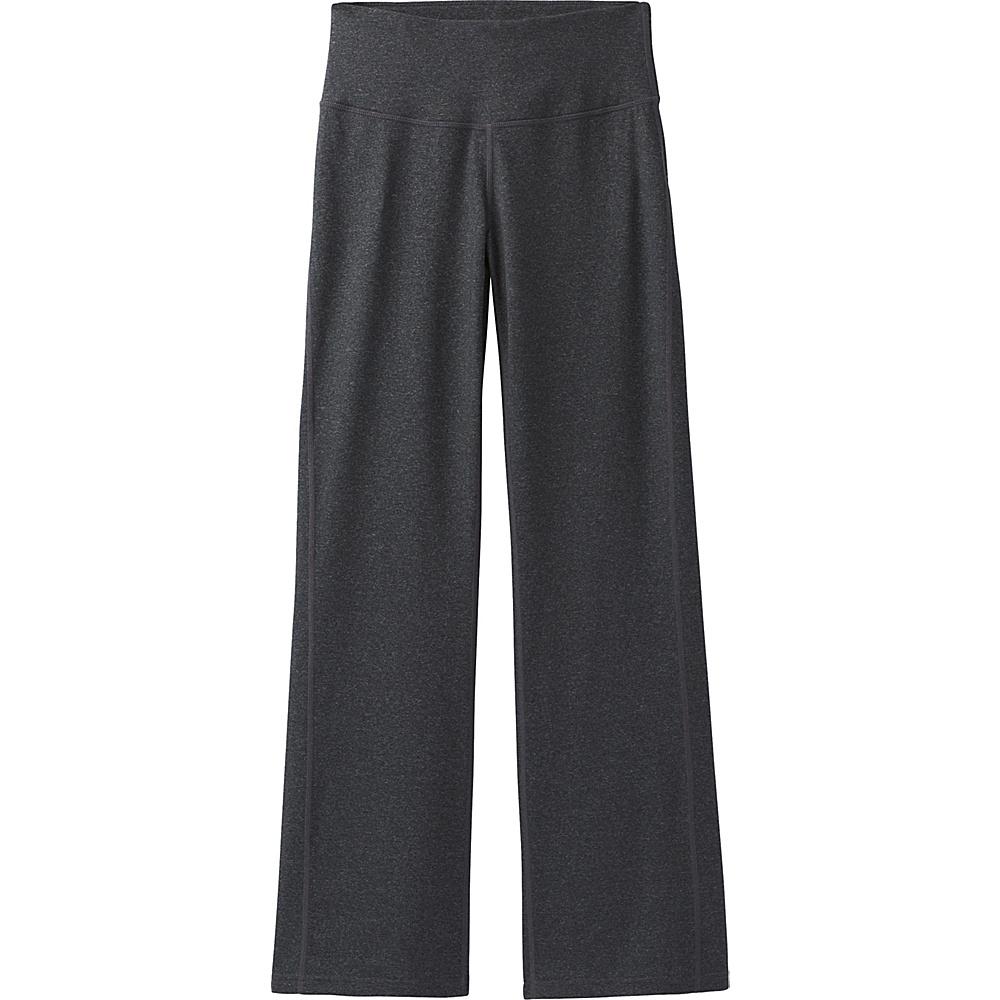 PrAna Vivica Pant - Regular Inseam S - Charcoal Heather - PrAna Womens Apparel - Apparel & Footwear, Women's Apparel