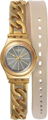 Swatch Watches Swatch Women's Irony Watch Grey - Swatch Watches Watches