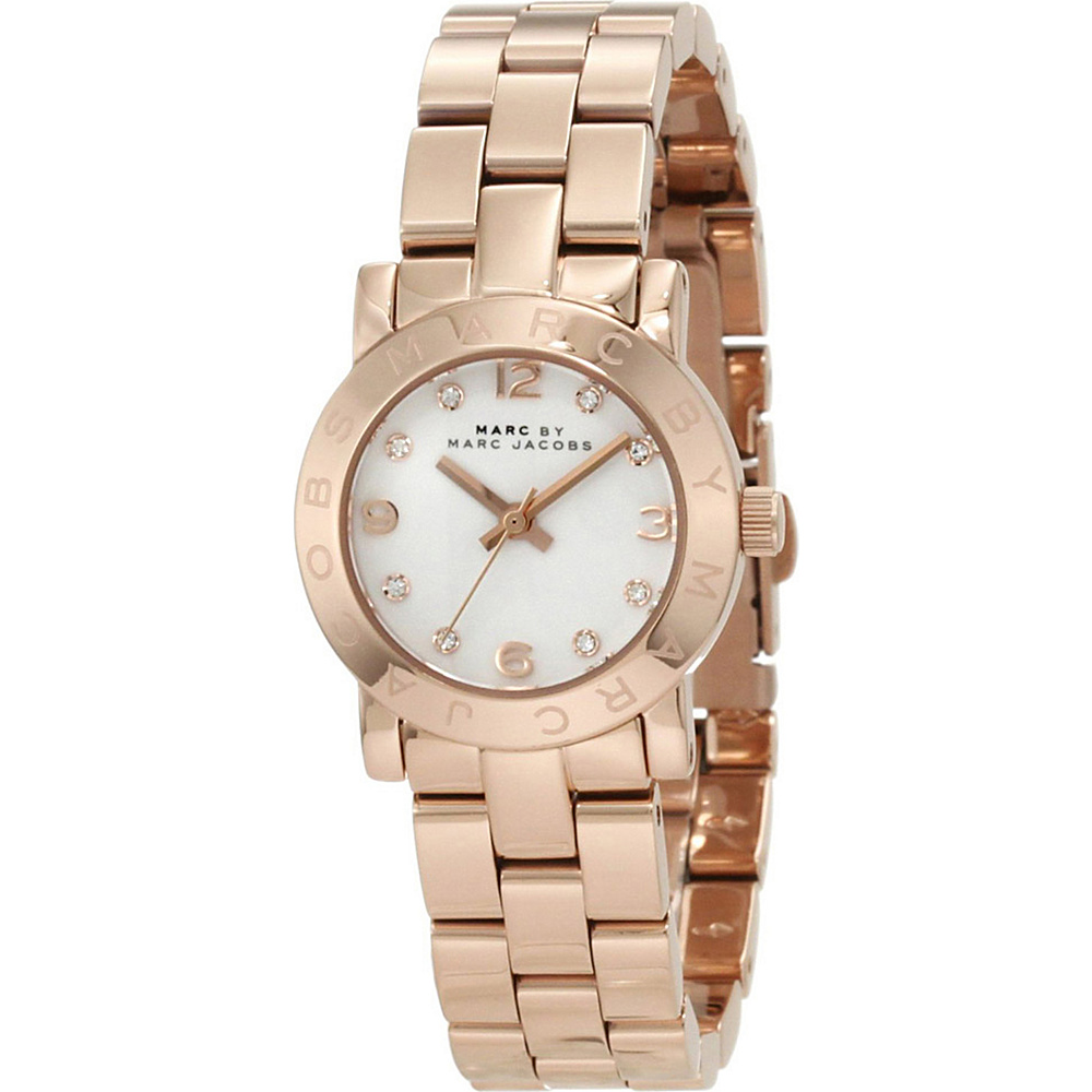 Marc Jacobs Watches Women's Mini Amy Watch White - Marc Jacobs Watches Watches