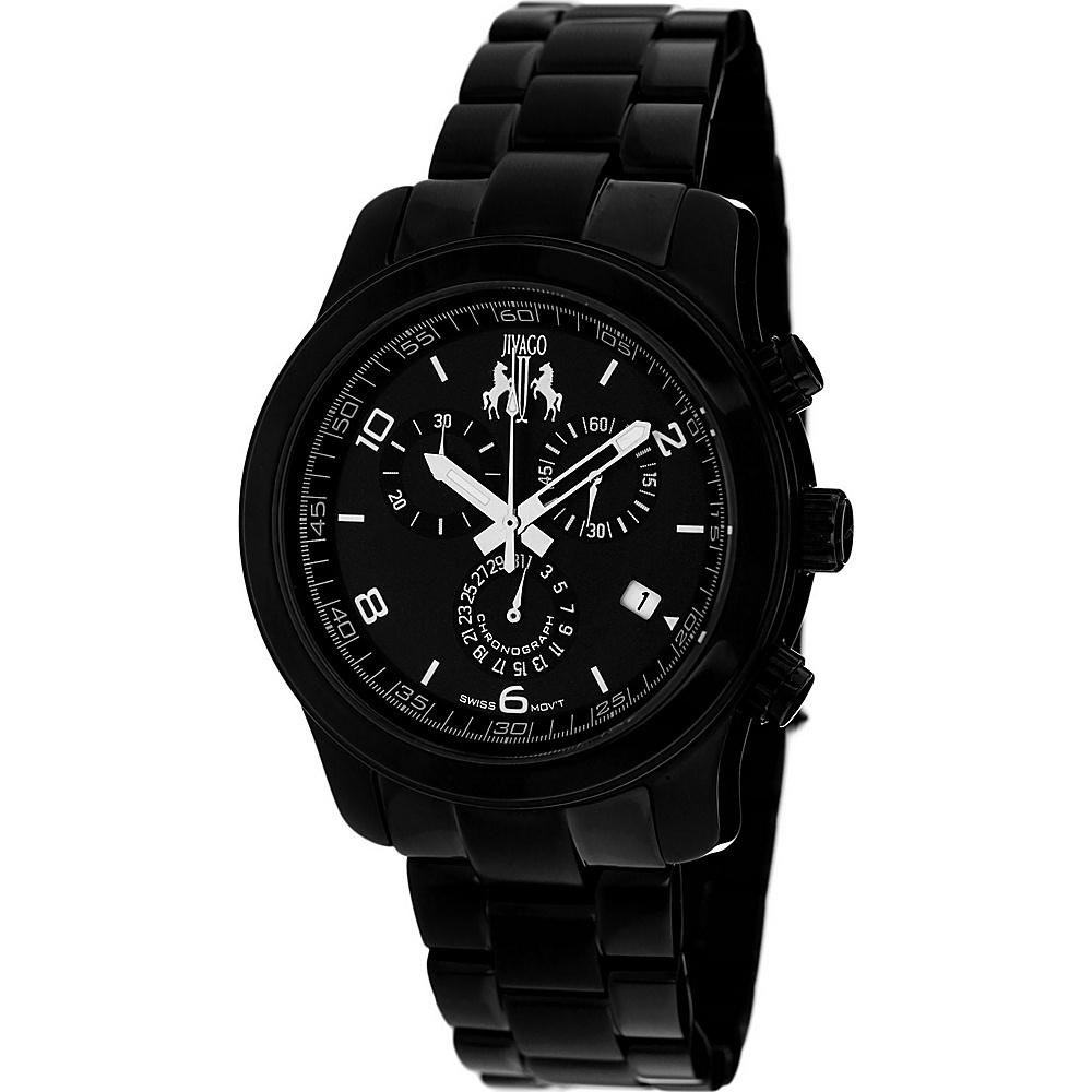 Jivago Watches Women s Infinity Watch Black Jivago Watches Watches