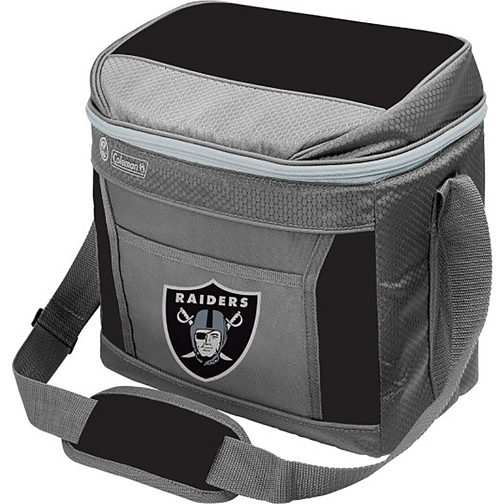 Rawlings Sports NFL 16 Can Soft Sided Cooler Oakland Raiders Rawlings Sports Outdoor Coolers