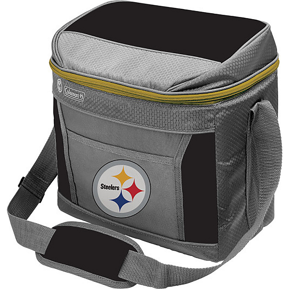 Rawlings Sports NFL 16 Can Soft Sided Cooler Pittsburgh Steelers Rawlings Sports Outdoor Coolers
