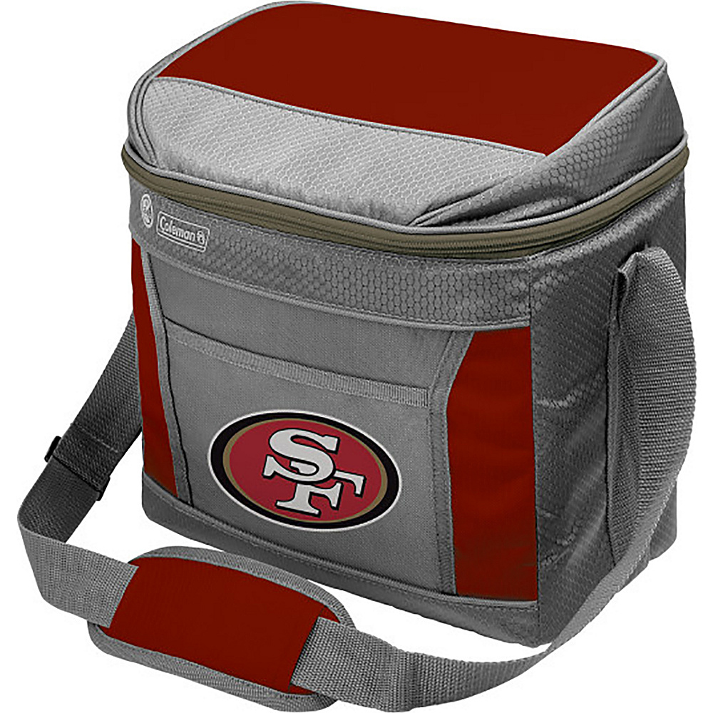 Rawlings Sports NFL 16 Can Soft Sided Cooler San Francisco 49ers Rawlings Sports Outdoor Coolers