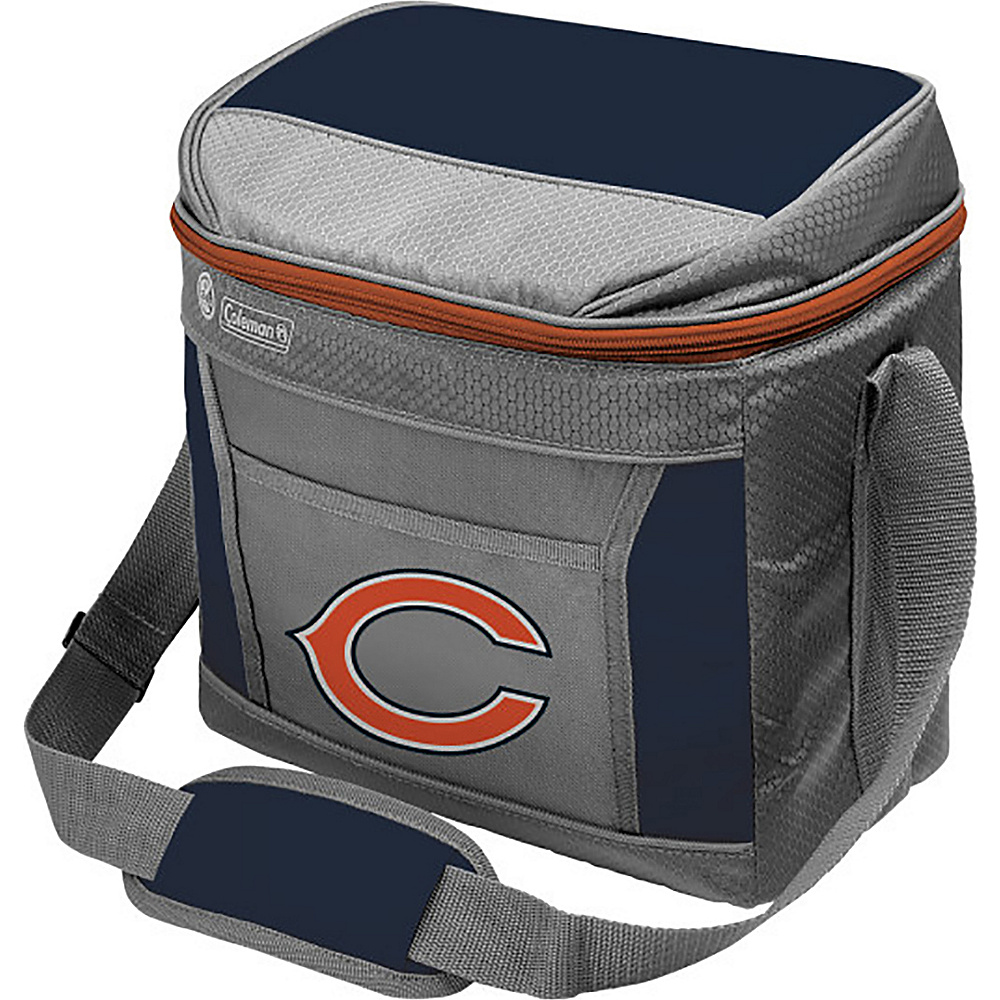 Rawlings Sports NFL 16 Can Soft Sided Cooler Chicago Bears Rawlings Sports Outdoor Coolers