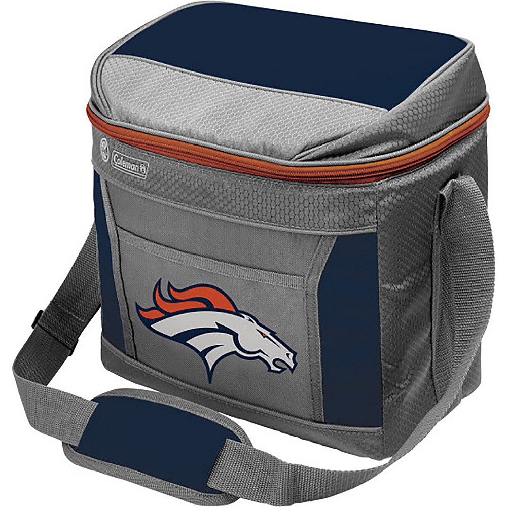 Rawlings Sports NFL 16 Can Soft Sided Cooler Denver Broncos Rawlings Sports Outdoor Coolers