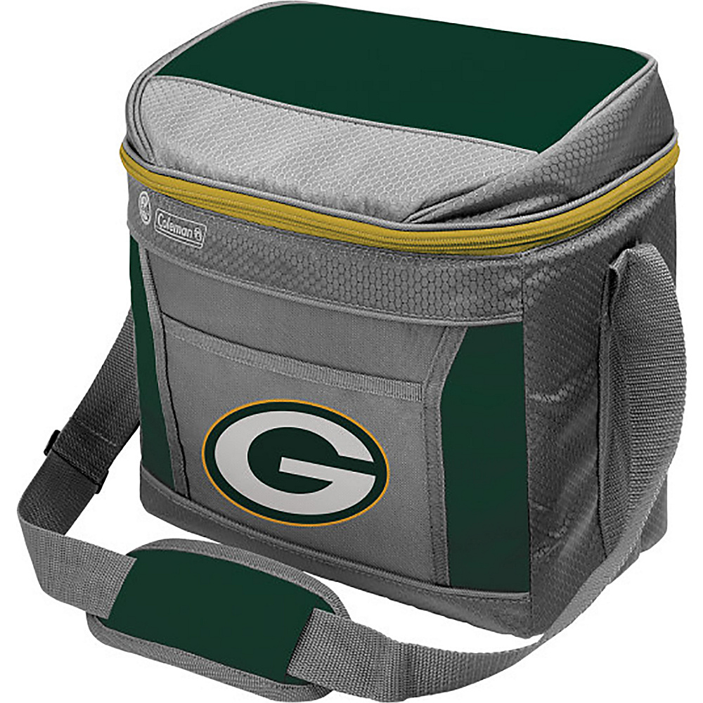 Rawlings Sports NFL 16 Can Soft Sided Cooler Green Bay Packers Rawlings Sports Outdoor Coolers