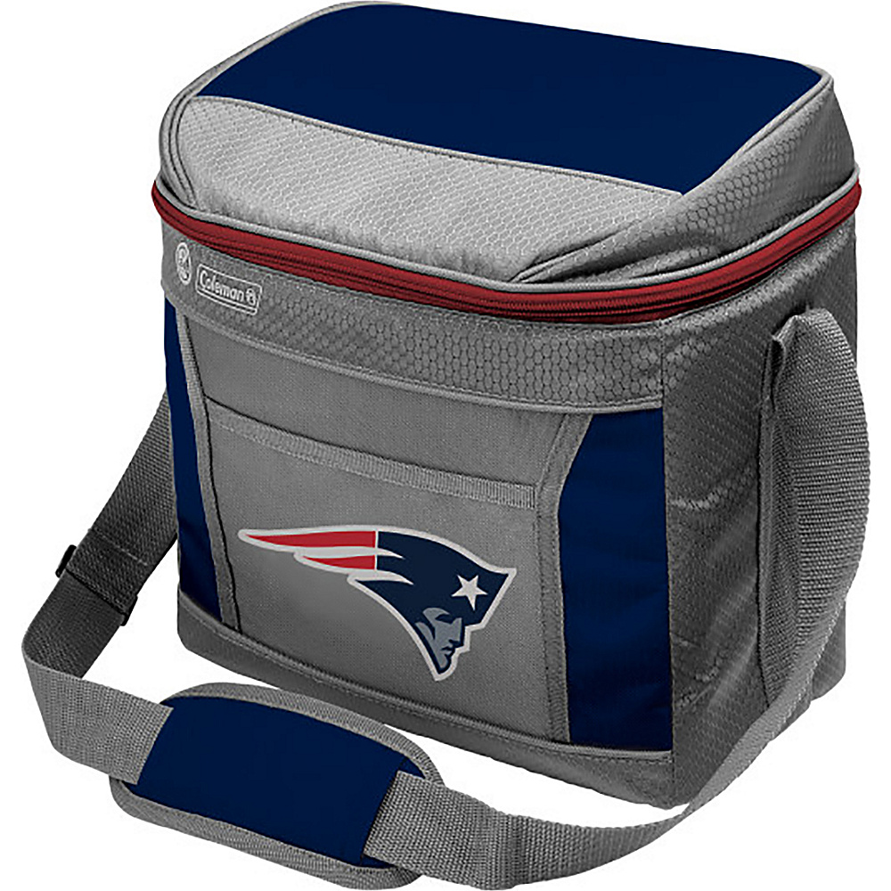 Rawlings Sports NFL 16 Can Soft Sided Cooler New England Patriots Rawlings Sports Outdoor Coolers