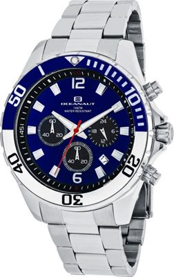 Oceanaut Watches Men's Sevilla Watch Blue - Oceanaut Watches Watches