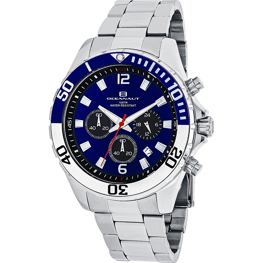 Oceanaut Watches Men s Sevilla Watch Blue Oceanaut Watches Watches