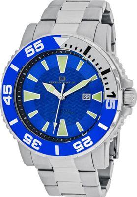 Oceanaut Watches Men's Marletta Watch Blue - Oceanaut Watches Watches