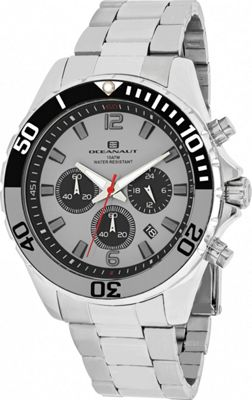 Oceanaut Watches Men's Sevilla Watch Grey - Oceanaut Watches Watches