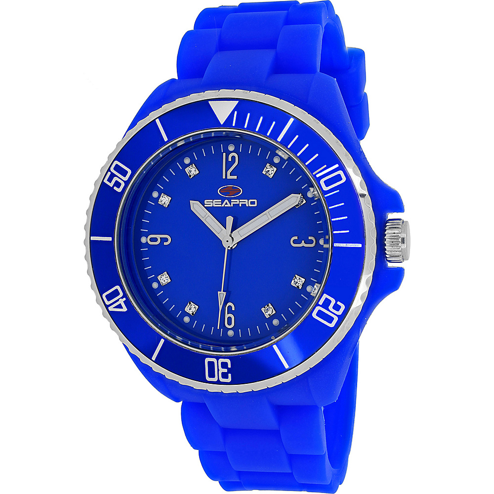 Seapro Watches Women s Sea Bubble Watch Blue Seapro Watches Watches