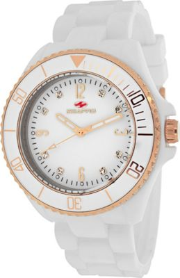 Seapro Watches Women's Sea Bubble Watch White - Seapro Watches Watches