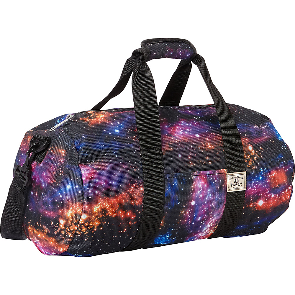 Everest Pattern 16-inch Round Duffel Galaxy - Everest Travel Duffels - Duffels, Travel Duffels