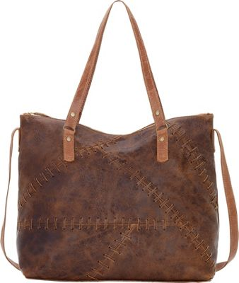 TrueLu The Harlow Satchel Chestnut / Clay - TrueLu Leather Handbags