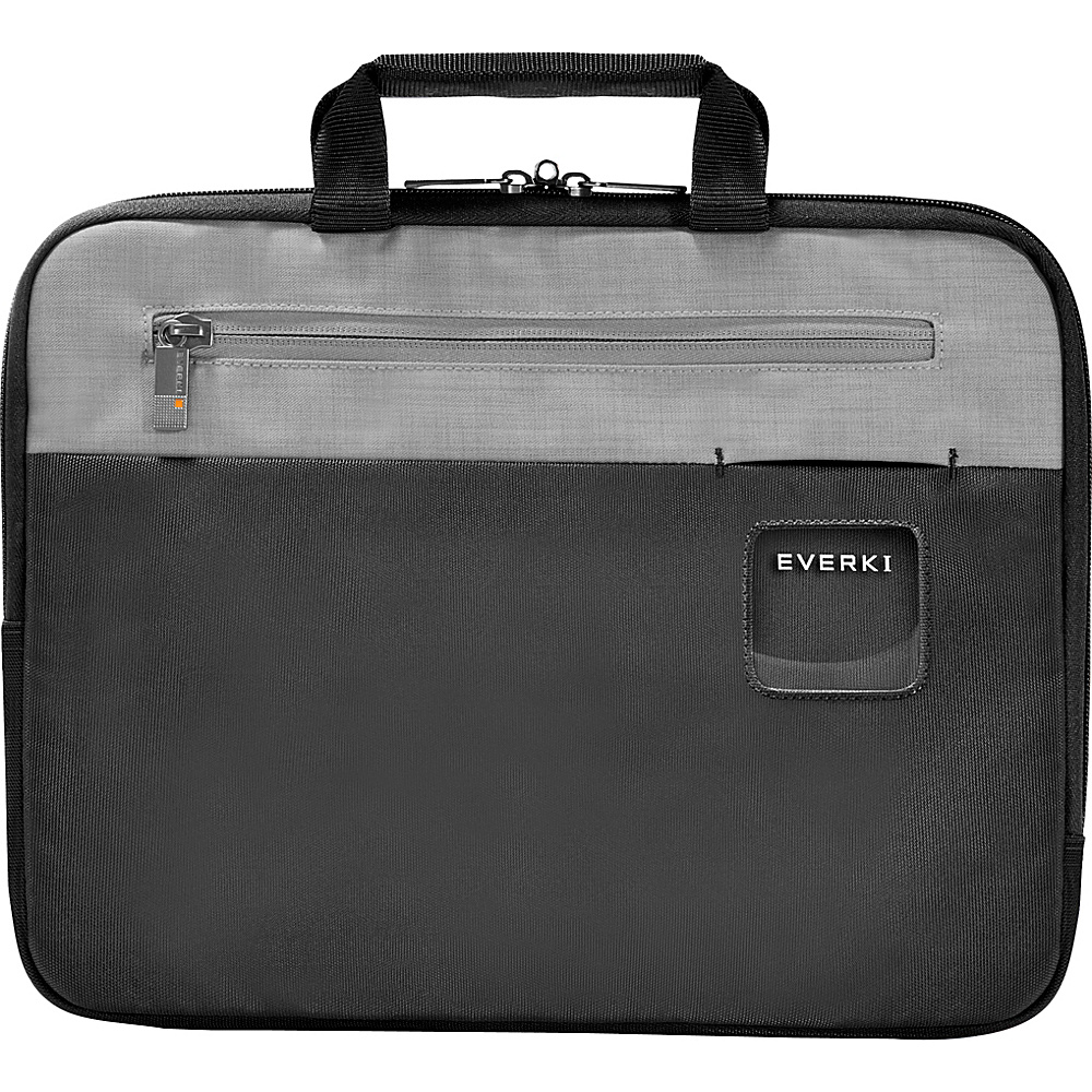Everki ContemPRO 13.3 Laptop Sleeve w Memory Foam Black Everki Electronic Cases