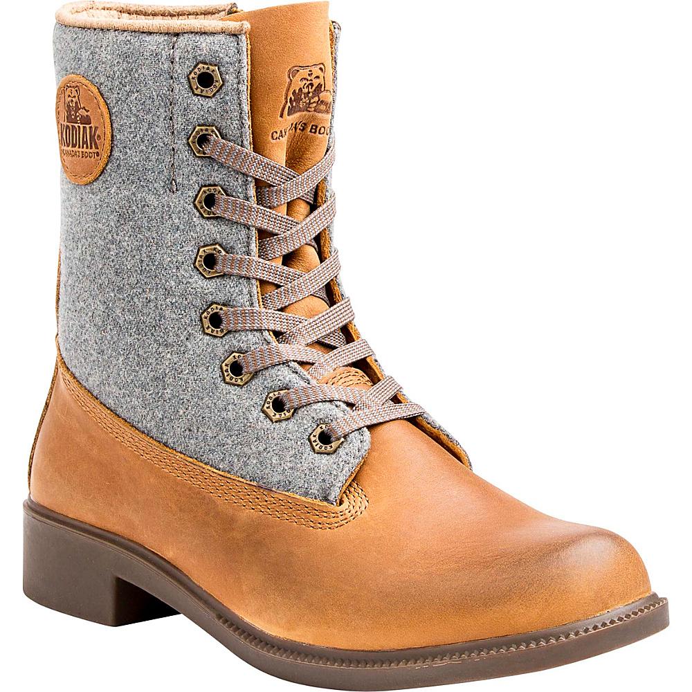 Kodiak Addison Boot 6 - Caramel - Kodiak Mens Footwear - Apparel & Footwear, Men's Footwear
