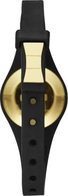 kate spade watches kate spade watches Scallop Tracker Black/Gold - kate spade watches Wearable Technology
