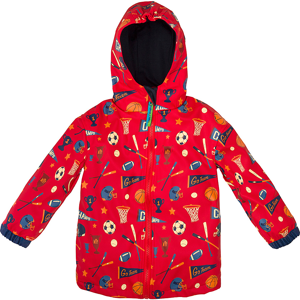 Stephen Joseph Kids Rain Coat 5/6 - Sports - Stephen Joseph Womens Apparel - Apparel & Footwear, Women's Apparel