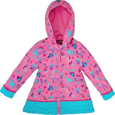 Stephen Joseph Kids Rain Coat 2T - Princess - Stephen Joseph Women's Apparel
