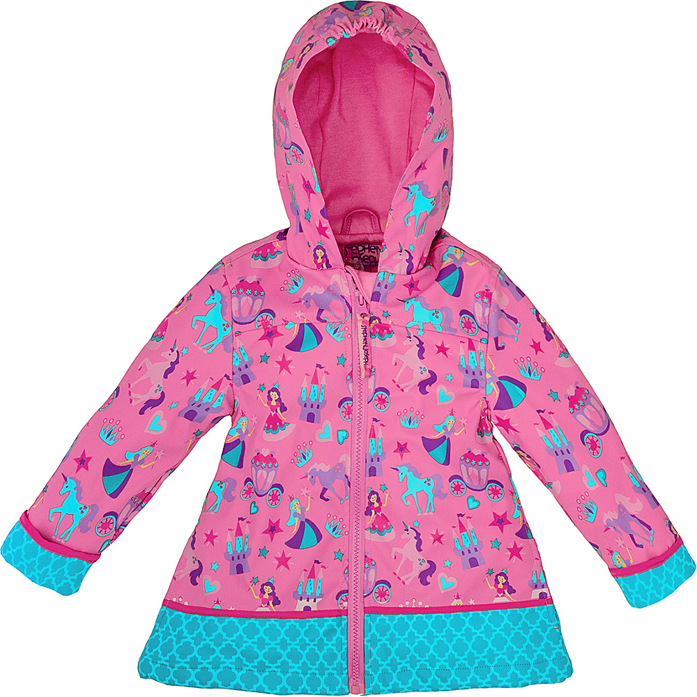Stephen Joseph Kids Rain Coat 2T - Princess - Stephen Joseph Womens Apparel - Apparel & Footwear, Women's Apparel